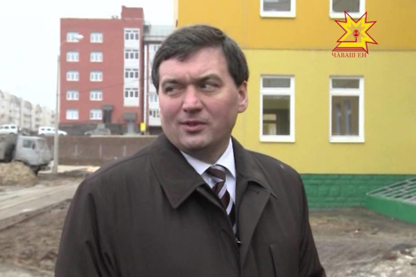 Иван Моторин проинспектировал ход строительства детских садов и физкультурно-оздоровительного комплекса города Чебоксары