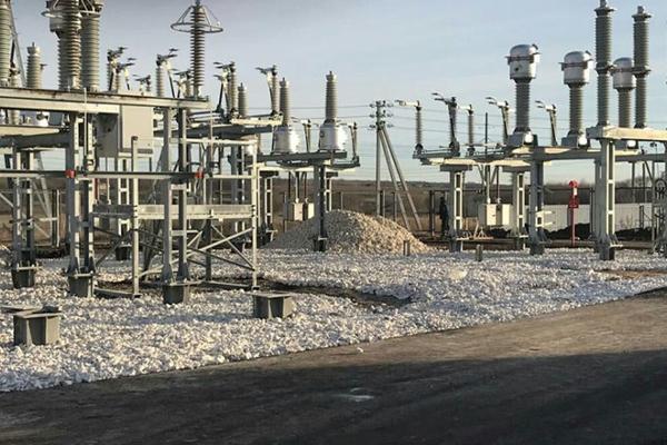 В Индустриальном парке ведутся пуско-наладочные работы